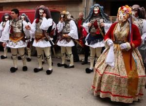 Carnaval en Naoussa, Grecia (Foto Flickr de alexandros9)