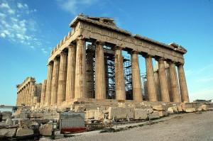 El Partenón, símbolo de la historia de Grecia (Foto Flickr de caribb)