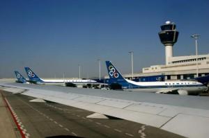 Aeropuerto Internacional de Atenas (Foto Flickr de khowaga1)