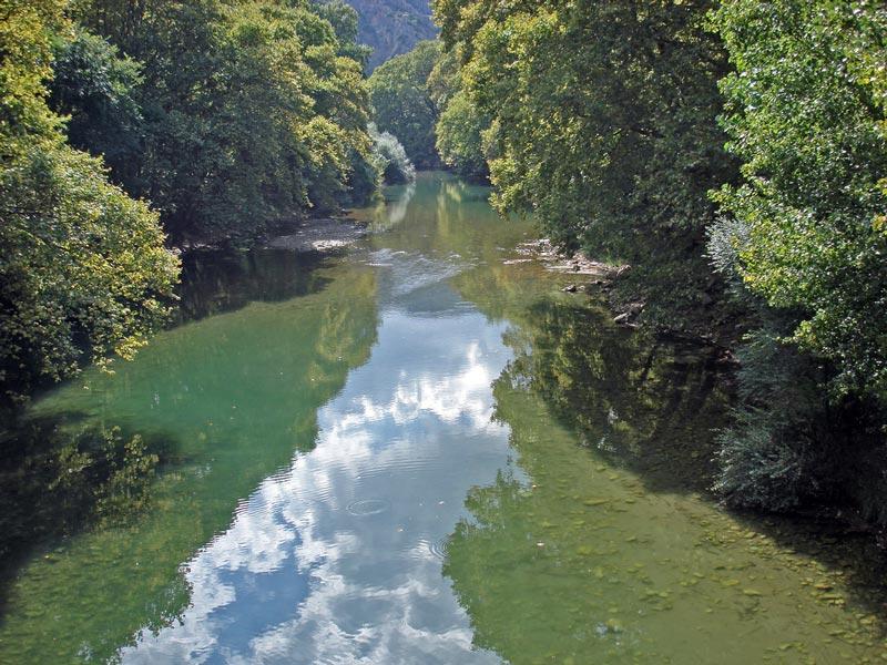 Espacios Naturales de Grecia