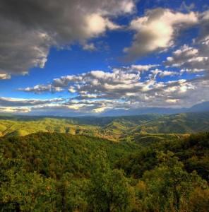 Parque nacional de Pindo, en Grecia (Foto Flickr de Giorgos~)