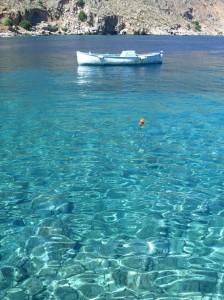 Clima mediterráneo seco, característico de Creta (Foto flickr de Nikosp!)