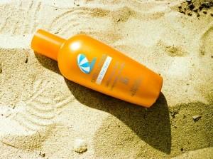 La crema solar es muy importante en el viaje a Grecia (Foto Flickr de Georgios Karamanis)