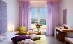 Hotel LindosMare en Rodas, Grecia