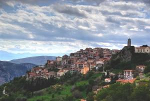 Arachova es la población más cercana al Monte Parnaso (foto Flickr de mariusz621)