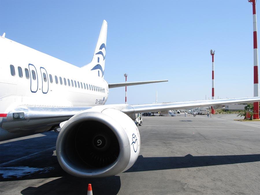 Aeropuerto de Heraclión, Creta