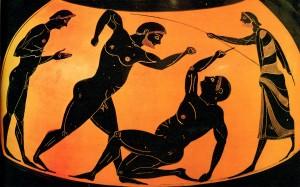 Pancracio griego
