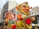 Carnaval en Patras, primavera de fiesta en Grecia