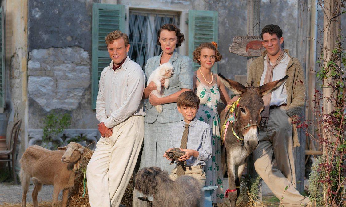 La Familia Durrell